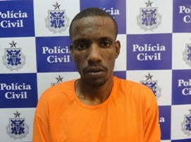 Enelson foi preso em flagrante  (Foto: Polícia Civil/Divulgação)