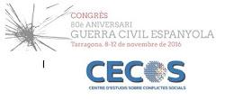 Congreso Internacional: 80 Aniversario de la Guerra Civil Española