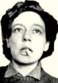 Alejandra Pizarnik (Buenos Aires, 29 de abril de 1936 - 25 de septiembre de 1972