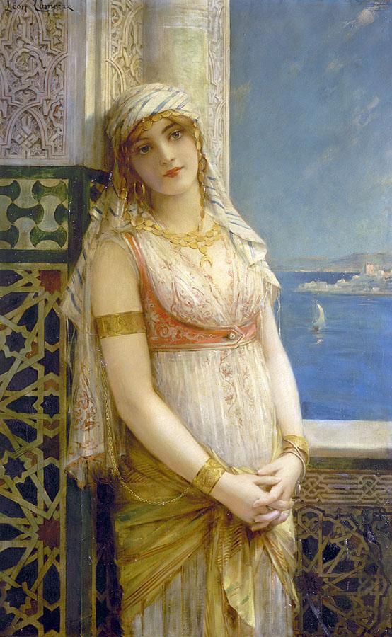 Moroccan Blonde - Harem