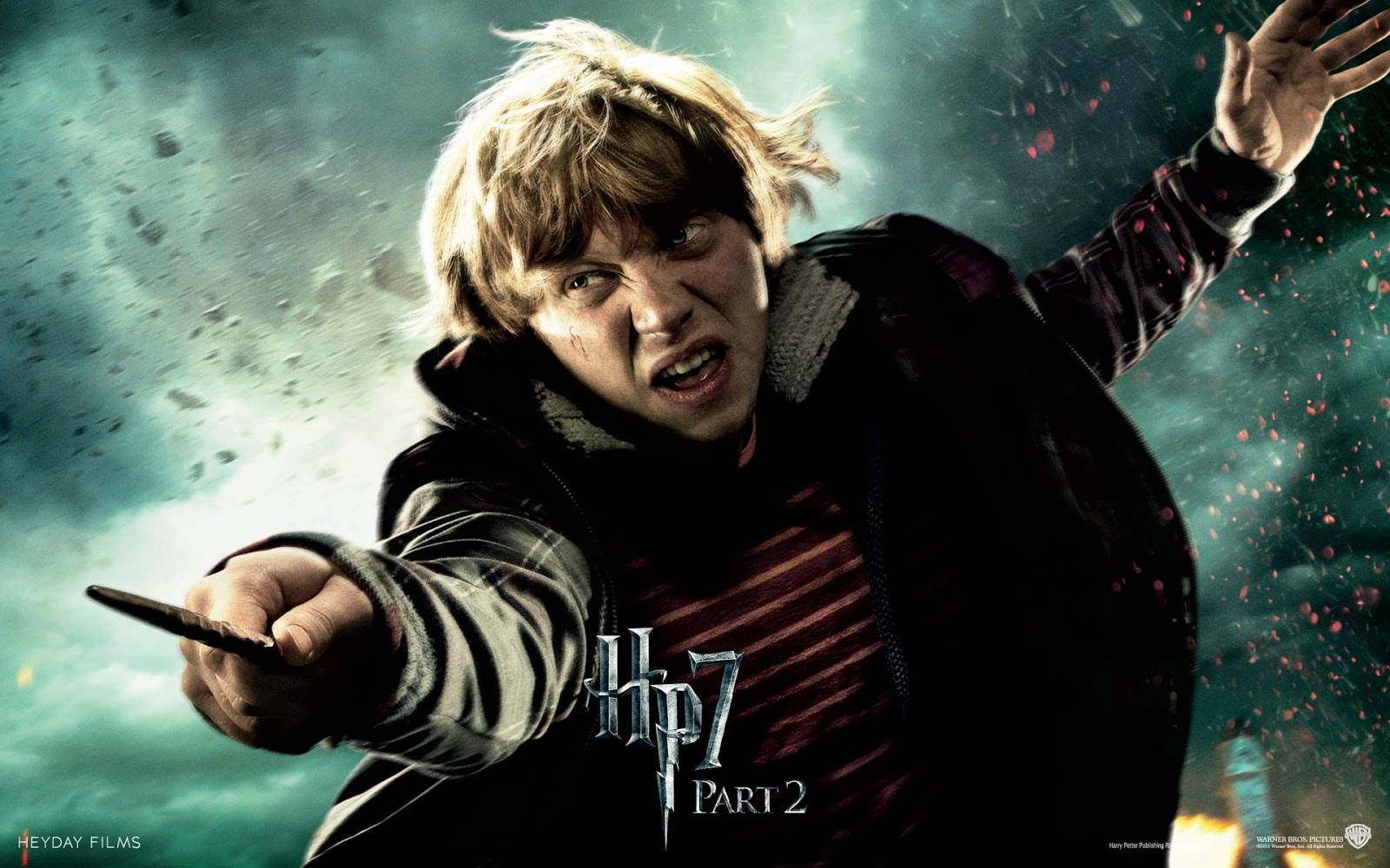 Harry Potter y las Reliquias de la Muerte: Wallpaper de Harry Potter 7 Parte 2