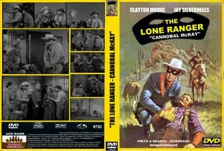 THE LONE RANGER - CANNOBAL McKAY - REMASTERIZADO