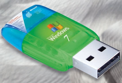 How to Install Windows 7 from a USB Stick