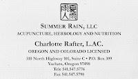 Charlotte Rafter, L.Ac.