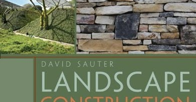 Landscape construction david sauter pdf