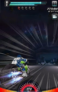 Screenshots of the Traffic moto for Android tablet, phone.