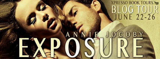Blog Tour: Exposure by Annie Jocoby