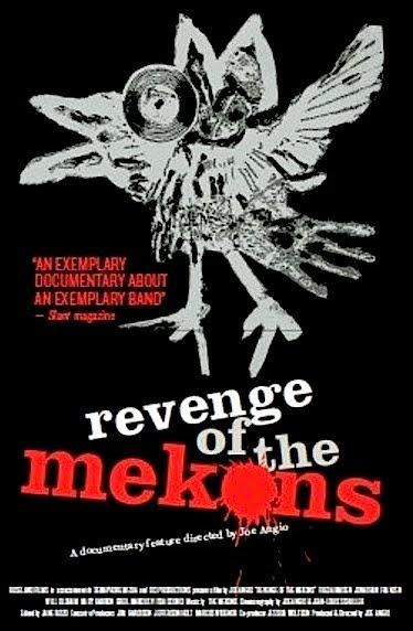 Revenge Of The Mekons screens @ Bloor Cinema, Saturday
