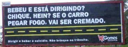 ATENÇÃO MOTORISTA - I