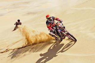 Dakar Por Bolivia - Dakar 2014 - Chavo Salvatierra - Rally Dakar