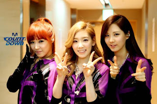 Ini Dia Foto Personil SNSD Taeyeon, Tiffany &amp; Seohyun Tanpa Make Up