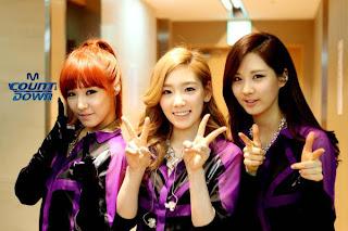 Ini Dia Foto Personil SNSD Taeyeon, Tiffany & Seohyun Tanpa Make Up