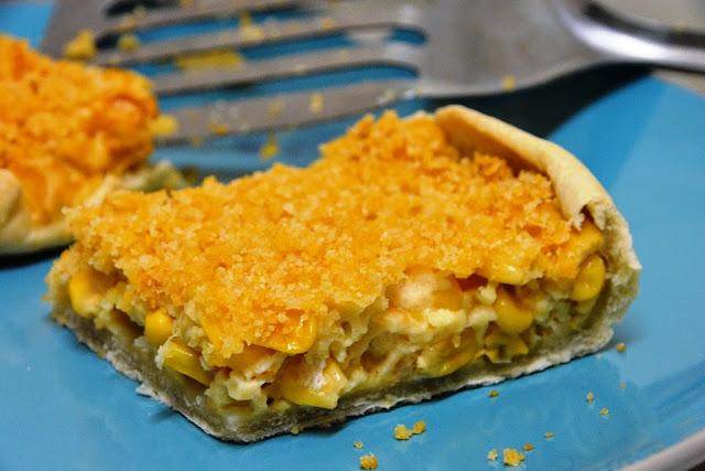 corn pie פשטידת תירס