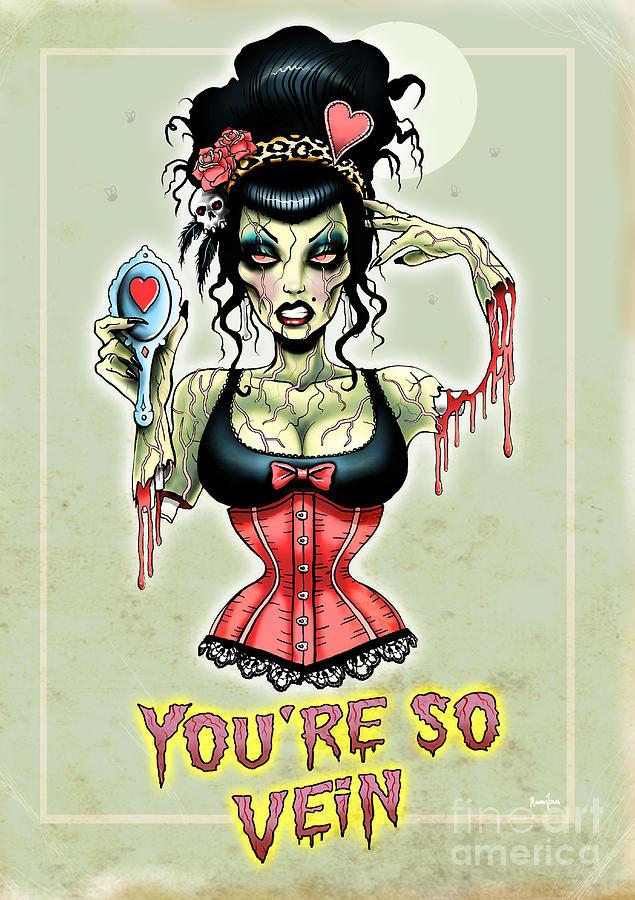 You're so vein