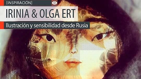 Ilustración y sensibilidad de IRINIA & OLGA ERT.
