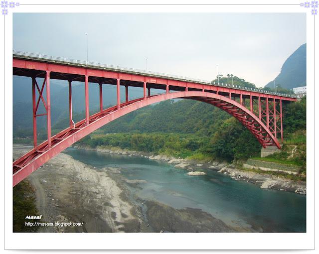 北橫公路-羅浮橋
