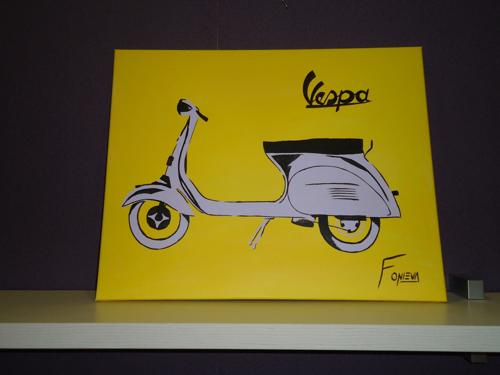 Cuadros fran onieva pop art - Cuadros pop art comic ...