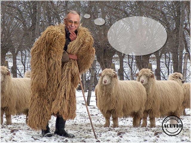 Funny photo Ion Iliescu Baci