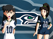 NFL Jerseys 6. The Seattle Seahawks with Kagome Higurashi (left) and Sango .