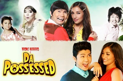 Vhong Navarro returns on the big screen with Da Possessed