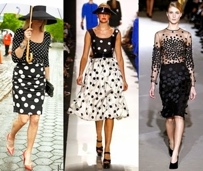Fashion 2015: polka dots