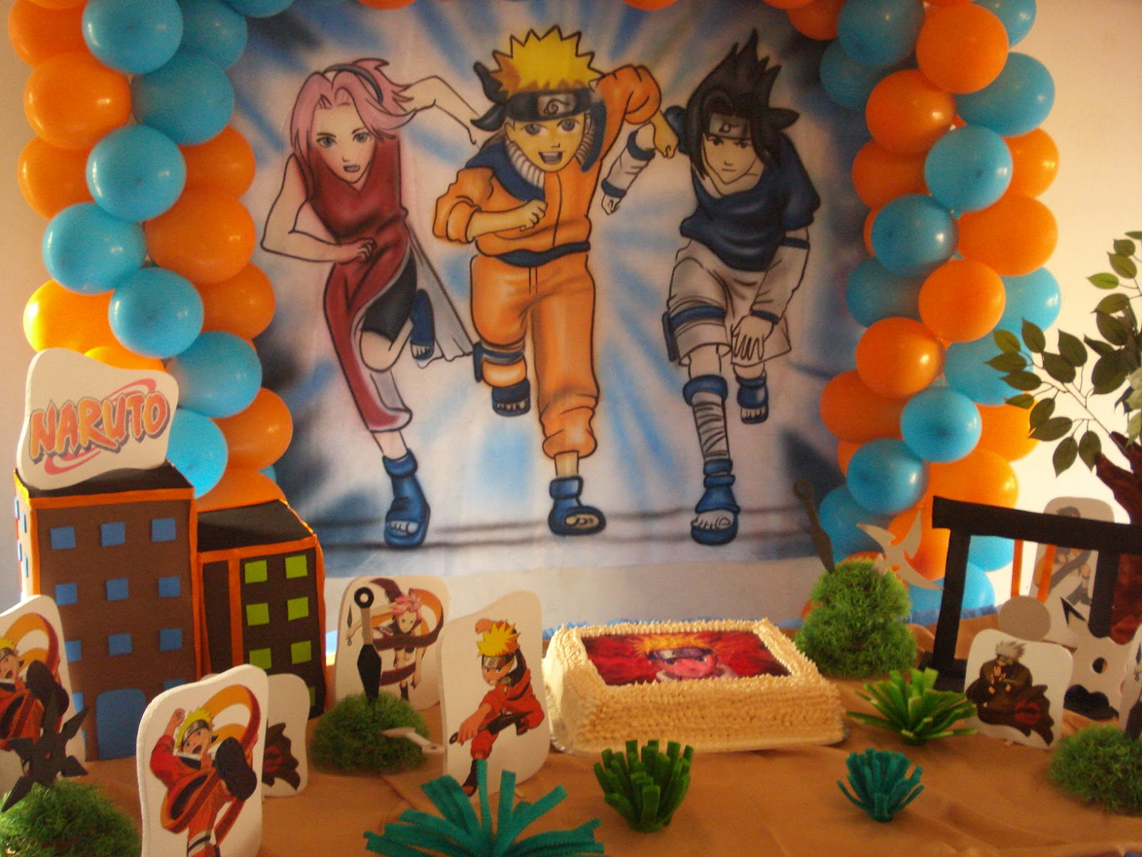 decoracao festa naruto : decoracao festa naruto:Enviar por e-mail BlogThis! Compartilhar no Twitter Compartilhar no