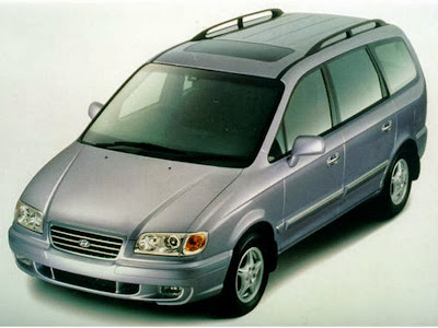 Cabin Air Filter - Filter AC Hyundai Trajet DOHC, Trajet CVT