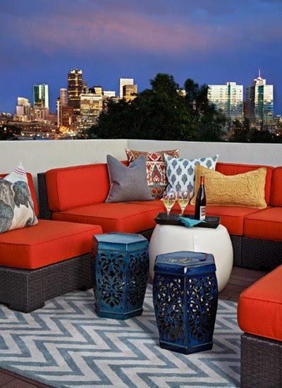 simple outdoor sofa set   Vietnam Outdoor Furniture