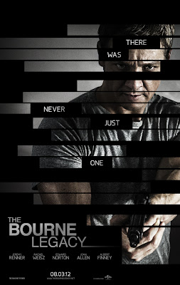 The Bourne Legacy official movie poster