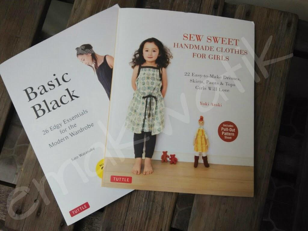 Buku Jahit Import Jepang Translate Inggris Emakwatik Panduan Menjahit