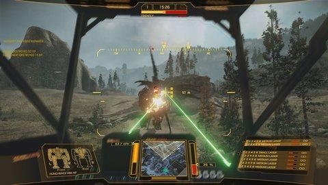 MechWarrior Online Game Modes