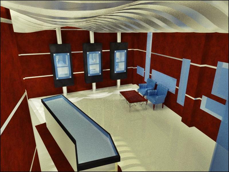 Dise o de interiores escuela de arte de motril proyectos for Escuelas diseno de interiores