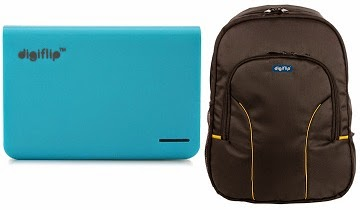 Min 50% Off on Digiflip Laptop Bags (Price starts Rs.299) | Flat 50% Off on Digiflip Power Bank for Mobile Charging (Price starts Rs.599)