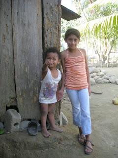 Niños, Tripoli, Honduras