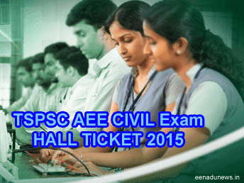 TSPSC Hall Ticket 2015 For AEE Exam 20-09-2015, TSPSC AEE Hall Ticket 2015 Released at tspsc.gov.in Assistant Executive Engineer Hall Ticket 2015, TSPSC AEE Exam Hall Ticket 2015 Download, Telangana Assistant Executive Engineer Call Letter 2015, TSPSC 931 AEE Hall Ticket 2015