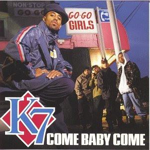 K7 – Come Baby Come (Promo VLS) (1993) (320 kbps)
