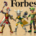 Share the Forbes Article and You can get Gold and/or Pet!