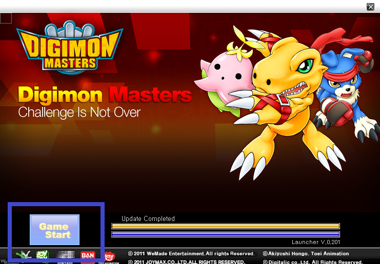 digimon masters online informations and guides getting started