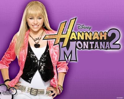 Hannah Montana Wallpaper
