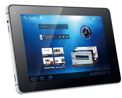 Huawei MediaPad 7 - Full tablet specifications/SPECS