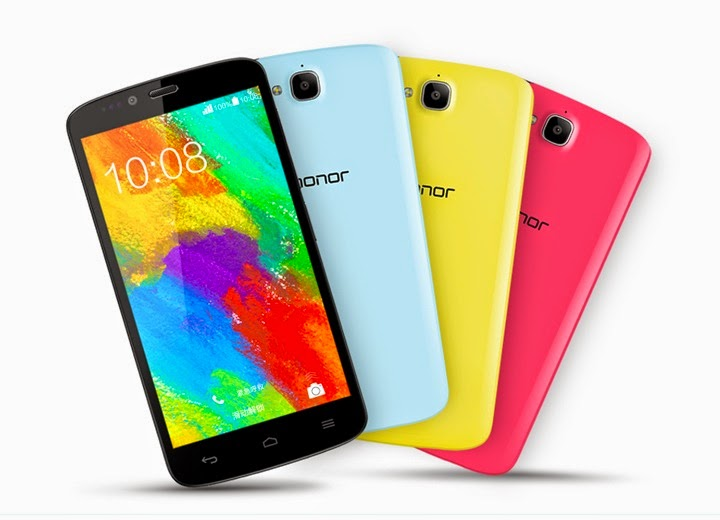Spesifikasi Huawei Honor 3C Play Ponsel Stylish Harga 2