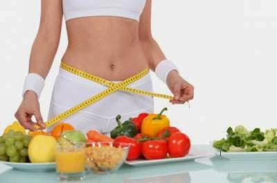 cara diet alami yang sehat dan mudah