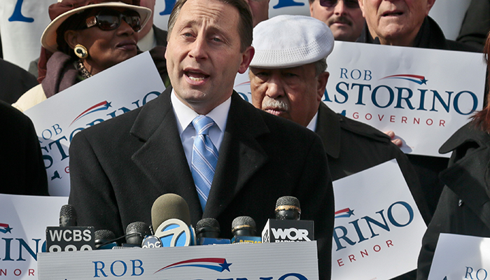 Rob Astorino Goes One County Away to Meet Bronx Voters