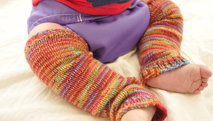Knitting Pattern For Toddler Leggings : The Hebbs: Leg Warmers
