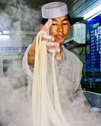Lanzhou Hand-Pulled Noodles
