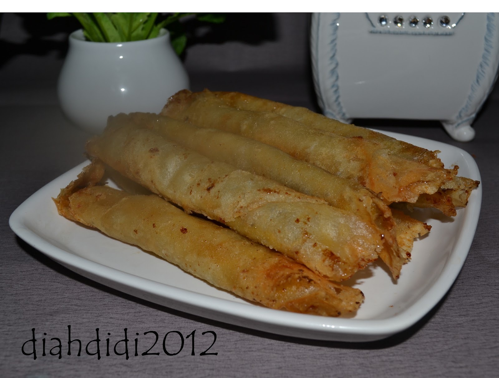 Diah Didi's Kitchen: Pisang Aromakriukmanis dan gurih^^