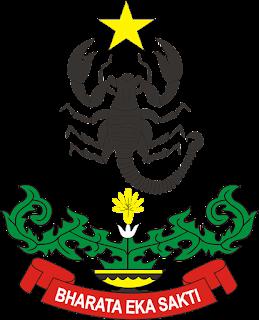 Logo Yonif 412 Bharata Eka Sakti