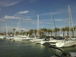 Benalmadena, Malaga port