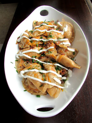 Loaded Pierogi, shared by Cooking with Carlee