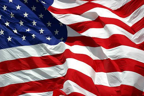 american flag waving video. the american flag waving.